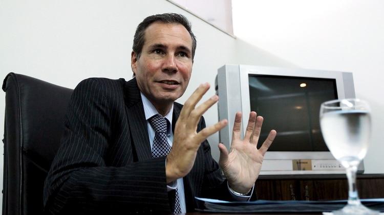El fiscal Alberto Nisman (foto Reuters)