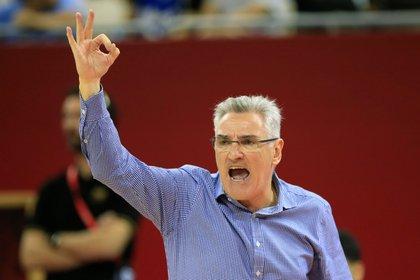 Julio Lamas, un histórico entrenador argentino (Reuters)