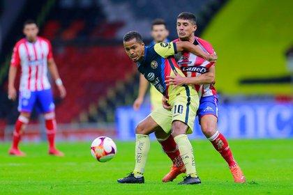 Giovani Dos Santos (Foto: Cortesía/ Atlético de San Luis)