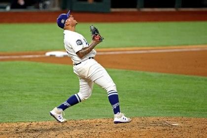 Julio Urías firmó con los Dodgers en en 2012 y en el 2016 hizo su debut con la organización (Foto: Tim Heitman-USA TODAY Sports)