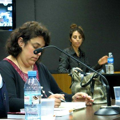 Laura Mazzaferri, fiscal a cargo de la investigación del caso.
