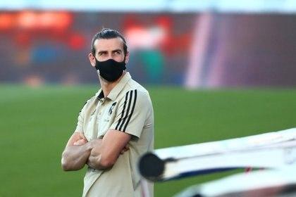 Gareth Bale aseguró que en la temporada pasada el Real Madrid no lo dejó marcharse (Reuters)
