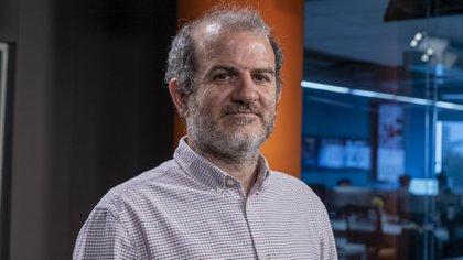 Santiago Llach (Foto: Santiago Saferstein)