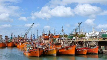 El puerto de Mar del Plata estuvo once días parado, por la negativa de los gremios, hasta que se acordar un protocolo sanitario