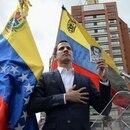 Juan Guaidó, líder opositor venezolano (AFP)