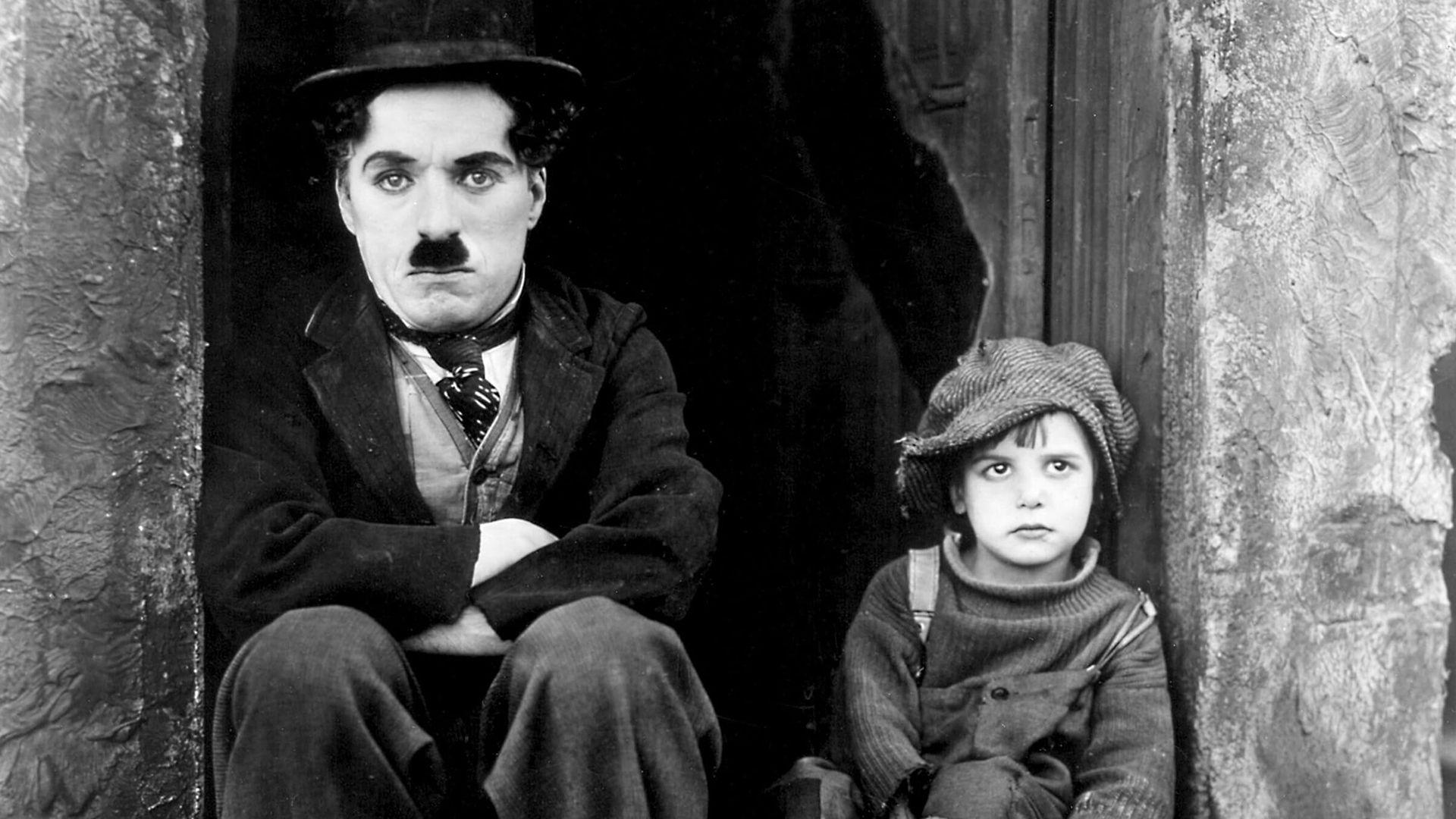 Charles Chaplin y El pibe