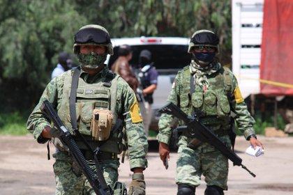 La captura de un líder más del grupo aliado al Cártel de Sinaloa es un golpe fuerte a una organización que viene sufriendo de detenciones desde 2018 (Foto ilustrativa: EFE)