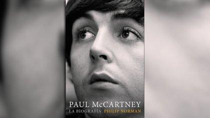 """Paul McCartney. La biografía"" (Malpaso), de Philip Morman"