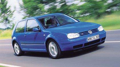 Al igual que sus antecesores, el Mk IV respetaba la línea de la primera generación (Volkswagen)