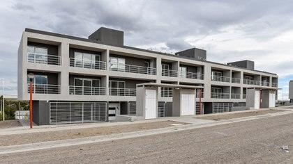 Los créditos hipotecarios estarán destinados a viviendas de 65 metros cuadrados