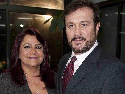 Peniche y Gaby Ortiz