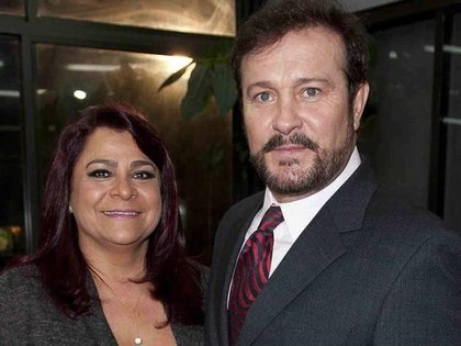 Arturo Peniche y Gabriela Ortiz se casaron en 1982 (Foto: archivo)