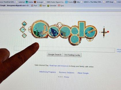 El buscador procesa miles de millones de búsquedas al año (AFP)