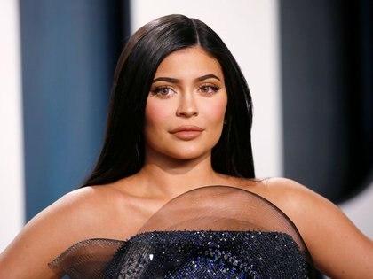 Kylie Jenner, en la última fiesta de Vanity Fair en la entrega de los premios Oscars (REUTERS/Danny Moloshok)