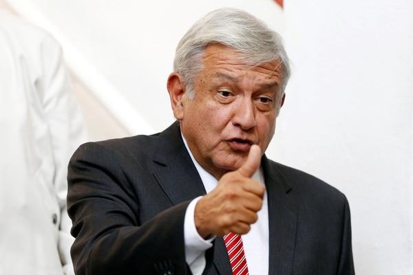 Andrés Manuel López Obrador, próximo presidente de México