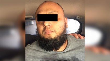 """José Dolores, """"El Iraquí"""", presunto líder de Los Aztecas fue detenido en Ciudad Juárez (Foto: Fiscalía de Chihuahua)"""