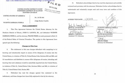 Acuerdo de 2018  (Foto: Court of District Illinois)