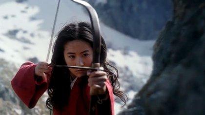 Disney estrenará la version live action de Mulan