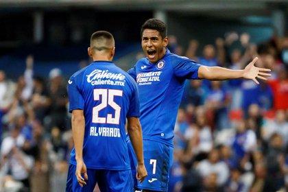 Fans del equipo Azul y Oro culparon a Alan Mozo por la victoria (Foto: EFE)