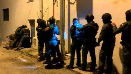 """En la """"Operación Doberman"""" fueron arrestados algunos de los integrantes de una mafia holandesa de origen magrebí"""