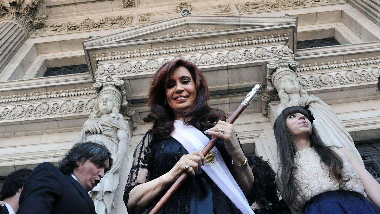 El 10 de diciembre del 2011 Cristina Fernández volvió a asumir como presidenta de la Nación