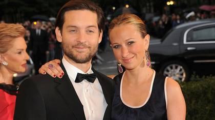 Tobey Maguire y Jennifer Meyer