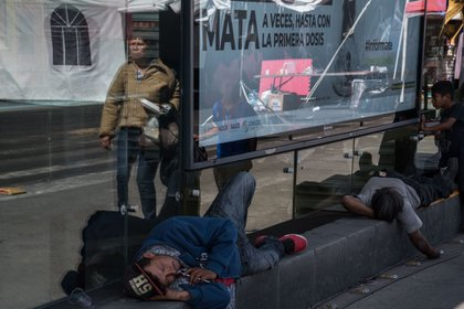 Un estudio de la UNAM detalló que el número de personas en estas condiciones habría pasado de 22 a 38 millones durante estos meses. (Foto: Cuartoscuro)