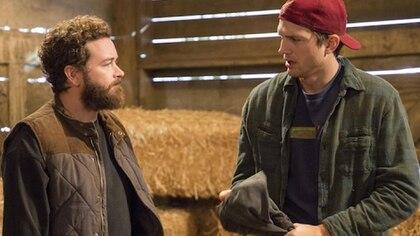 """Masterson actuó junto a Ashton Kutcher en la serie de Netflix """"The Ranch"""" (Foto: Archivo)"""