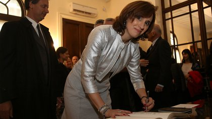 Cecilia Incardona, fiscal de Lomas de Zamora