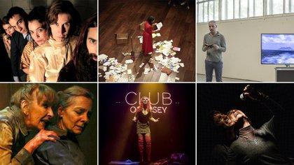En la 8° edición del TABA se presentarán 12 espectáculos internacionales, con obras de España, Uruguay, Chile, México, Perú, Francia y Venezuela. Además habrá actividades especiales que incluyen: música, mesas de conversación y workshops.