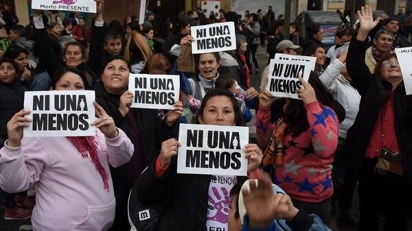 Hoy se cumplen tres años de la primera marcha de #NiUnaMenos (Nicolás Stulberg)