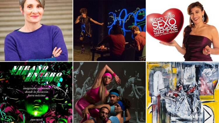 Guía de Arte y Cultura: semana del 6 al 13 de marzo