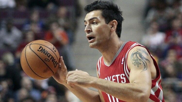 El escolta tuvo un paso por la NBA (AP)