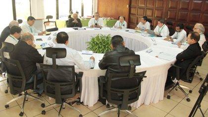 La mesa de diálogo entre gobierno y oposición se encuentra paralizada (Gentileza La prensa / Nicaragua)