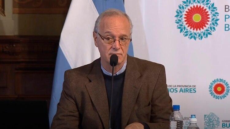 """Daniel Gollan, sobre la cuarentena en el AMBA: """"Va a hacer falta una restricción fuerte, hay consenso de la ciudad de Buenos Aires"""""""