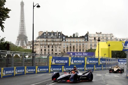 Foto de archivo ilustrativa del Gran Premio de Paris de la Formula E.  Abril 27, 2019.    REUTERS/Charles Platiau
