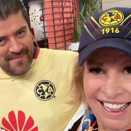 """Jorge """"El Burro"""" Van Rankin y Magda Rodríguez (IG: burrovan)"""
