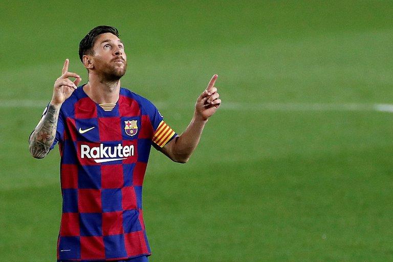 Messi se va del Barca: el divorcio