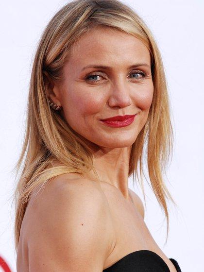 """Cameron Diaz, de 47 años, apareció por última vez en pantalla en """"Annie"""" en 2014. Recientemente, en enero, se convirtió en madre primeriza de una niña, Raddix.(Shutterstock)"""