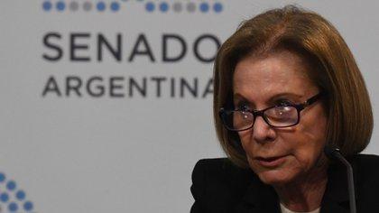 Inés Weinberg de Roca (Maximiliano Luna)
