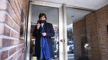 Gervasio Caviglione Fraga, abogado de Nieto