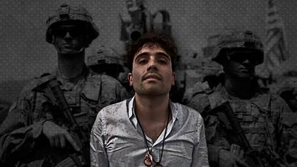 Ovidio Guzmán pudo haber sido detenido por las autoridades mexicanas (Fotoarte: archivo)
