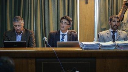 El Tribunal Oral 1 de Mar del Plata, camino al juicio político (Christian Heit)