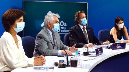 Durante este martes, las autoridades del Ministerio de Salud de Chile reportaron 37 decesos por covid-19 y 3.198 casos, la cifra más baja en dos meses: Positividad fue 9,68%