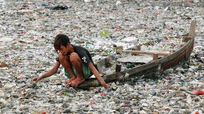 Cada año, los humanos desperdician cerca de 1,9 mil millones de toneladas de basura