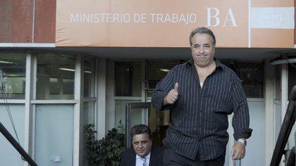 Otros tiempos: Marcelo Balcedo en libertad. Ahora está cada vez más complicado