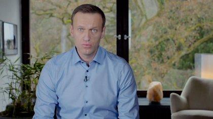 Alexei Navalny, uno de los máximos opositores a Vladimir Putin, cuestionó con dureza la normativa que está a un paso de aprobarse en la Duma (YouTube)