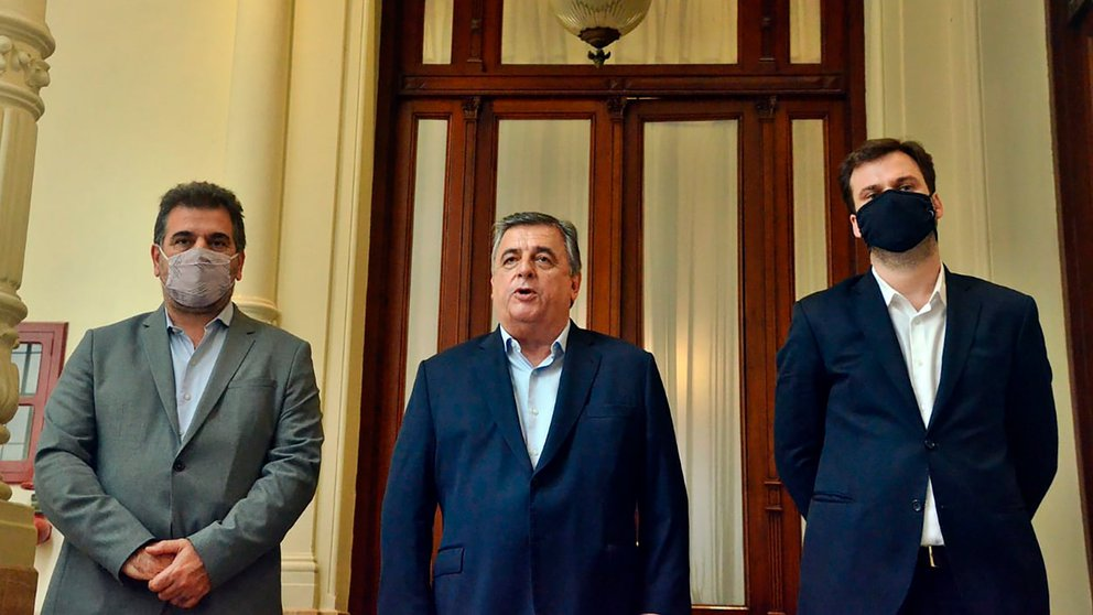 """La respuesta de la oposición al insulto de Alberto Fernández: """"Se volvió un barrabrava"""""""