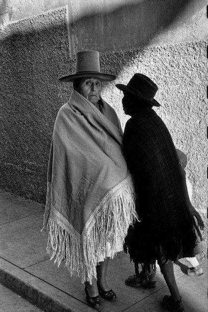 Bolivia, Potosí, 1957