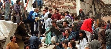 El atentado a la AMIA fue perpetrado en 1994 y la Justicia argentina continúa buscando a los culpables